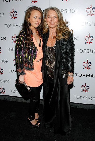 Chloe Green and Tina Green