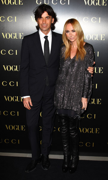 Events: Dinner In Honor Of Gucci's Frida Giannini