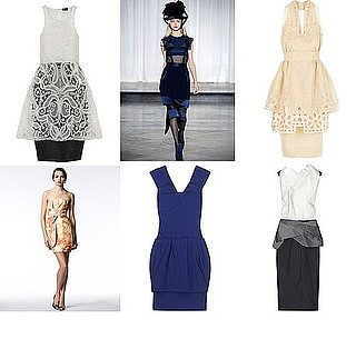 Shopping: Frocks From The Peplum Perspective