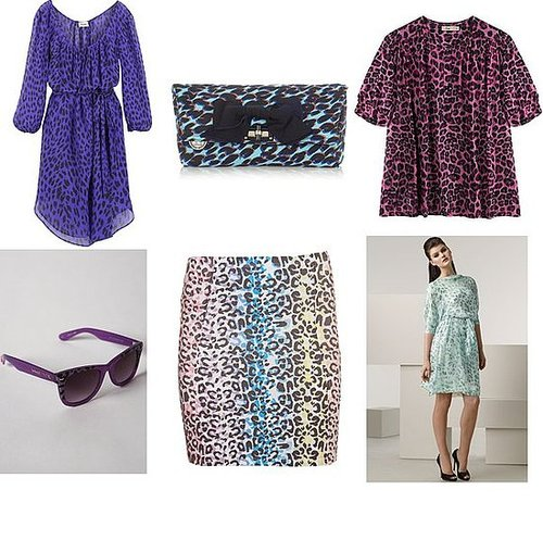 Shopping: Leopard Goes Technicolor