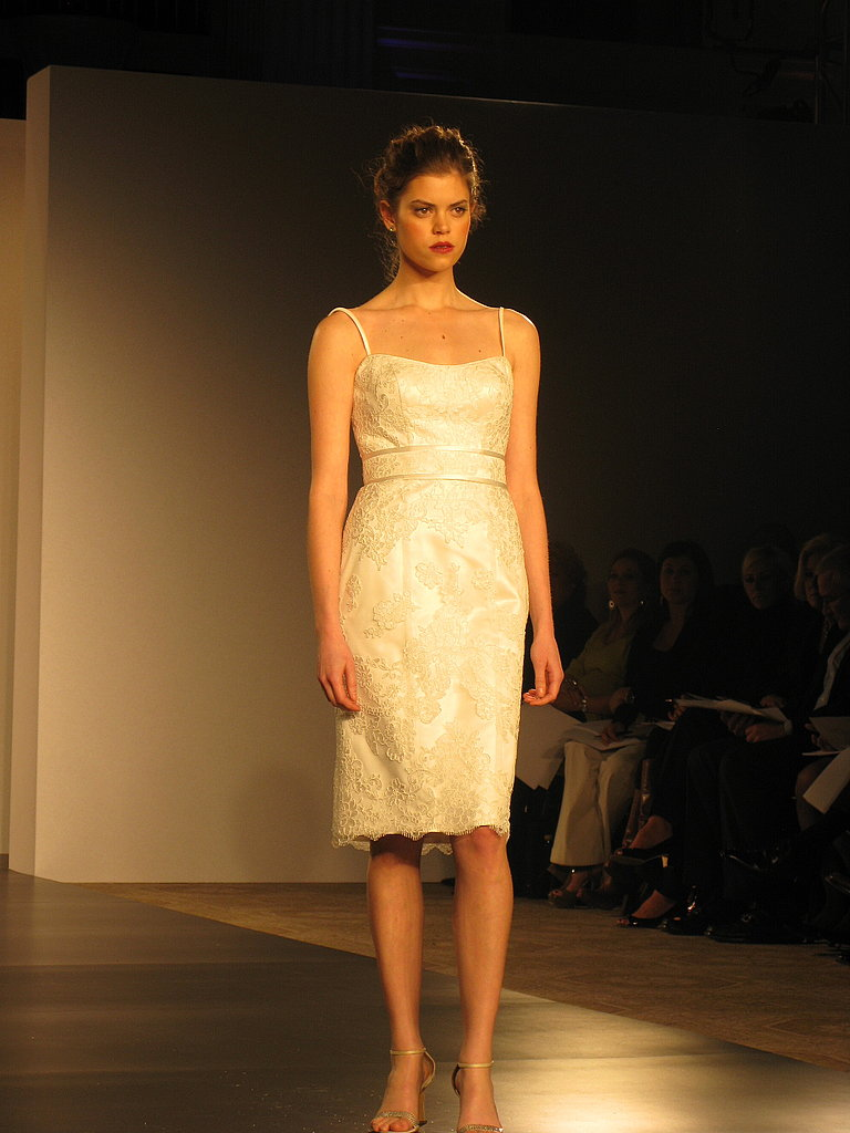 New York Bridal Market: Vineyard Collection Spring 2010