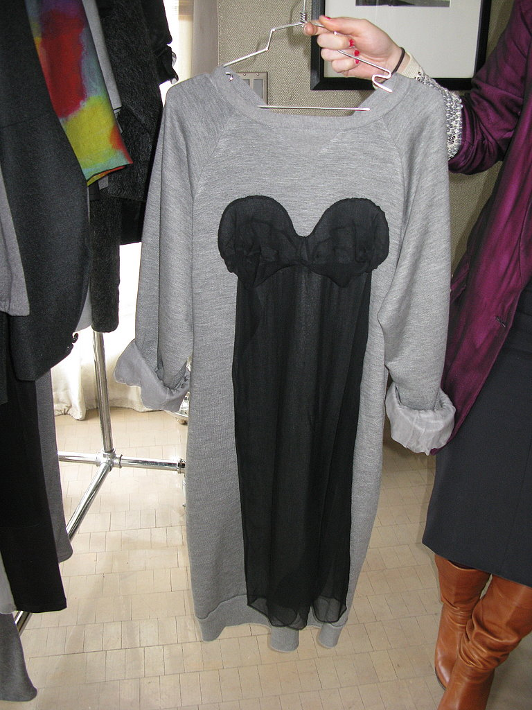 In The Showroom: Natascha Stolle Fall 2009