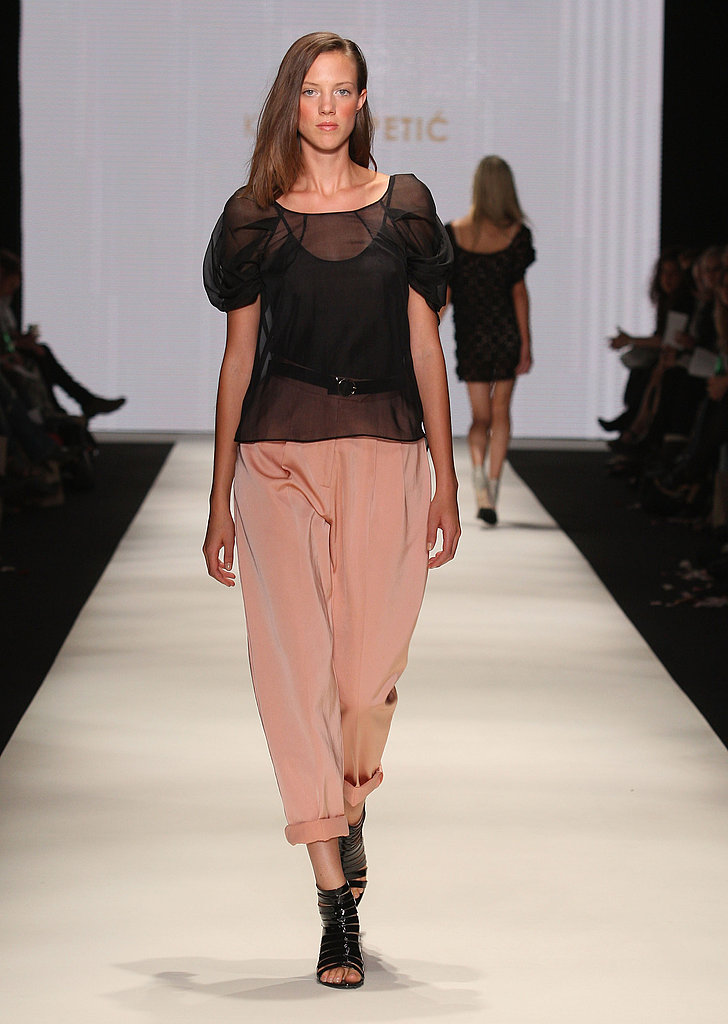 Rosemount Australia Fashion Week: Karla Spetic Spring 2010