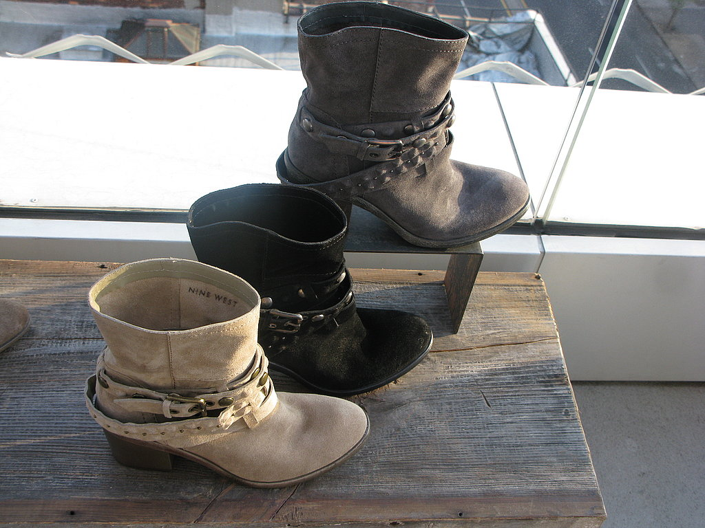 In The Showroom: Nine West Fall 2009