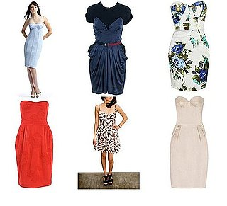 Shopping: Bustier Dresses For Summer
