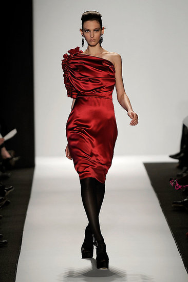 Badgley Mischka Fall 2009