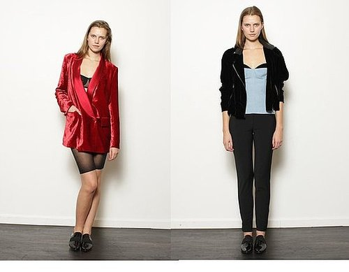 Alexander Wang Pre-Fall Homage To Tom Ford
