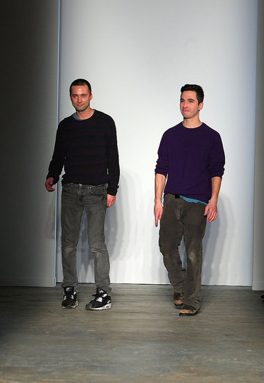 Proenza Schouler&#039;s Jack McCullough and Lazaro Hernandez 