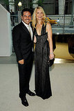 Narciso Rodriguez and Claire Danes