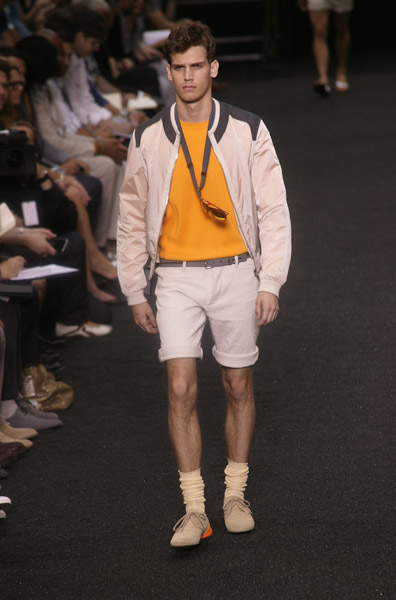 Paris: Louis Vuitton Men's Spring 2010