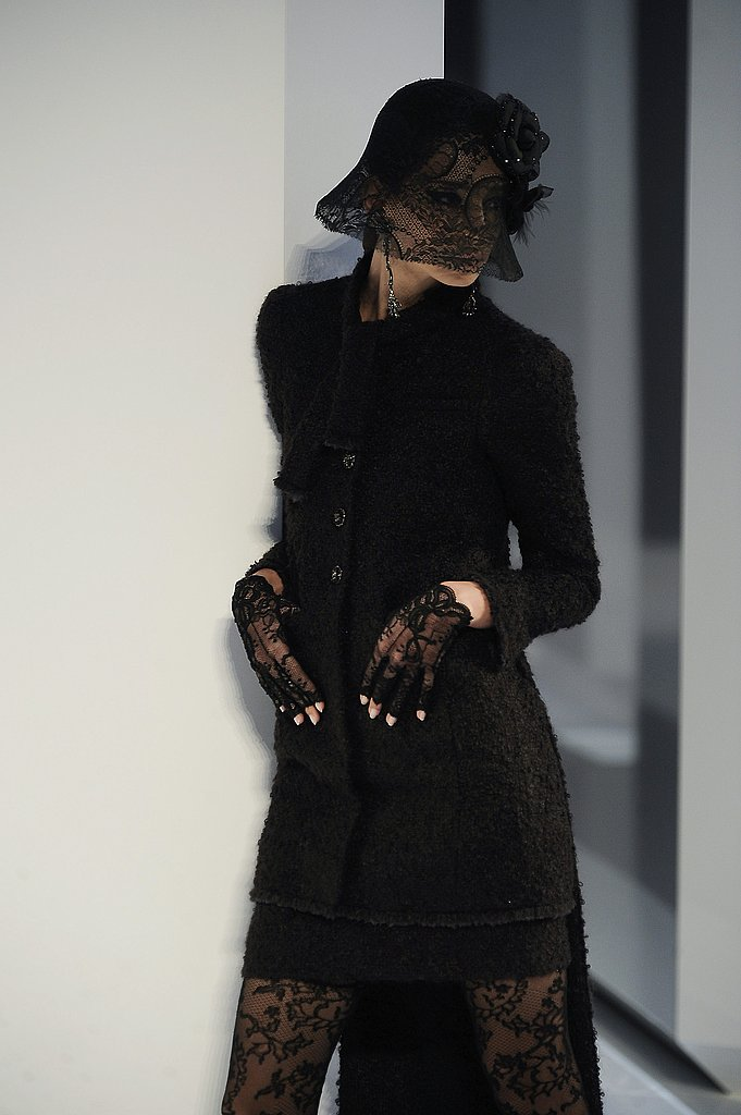 Chanel Fall 2009 Haute Couture