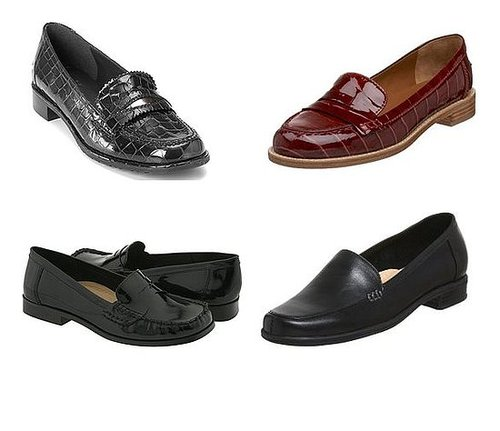 Shopping: Loafers Are in the Spotlight for Fall