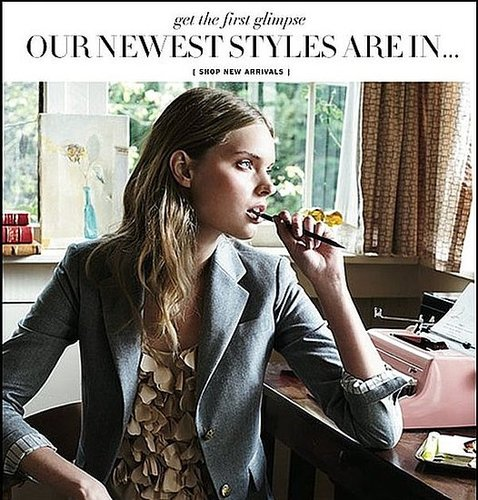 Shopping: J.Crew Switches Into Fall Mode