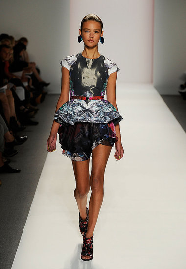 New York Fashion Week: Michael Angel Spring 2010