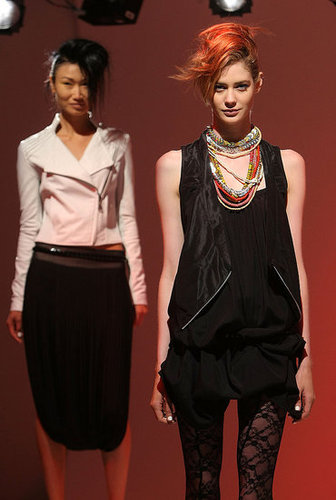 New York Fashion Week: L.A.M.B. Spring 2010