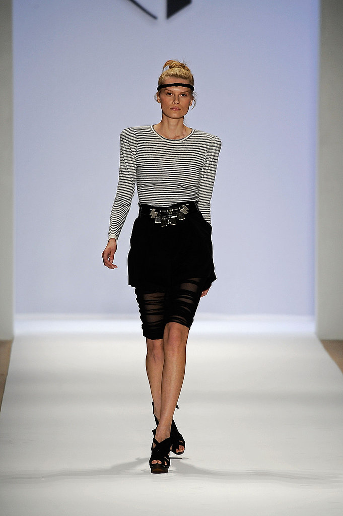 New York Fashion Week: Charlotte Ronson Spring 2010