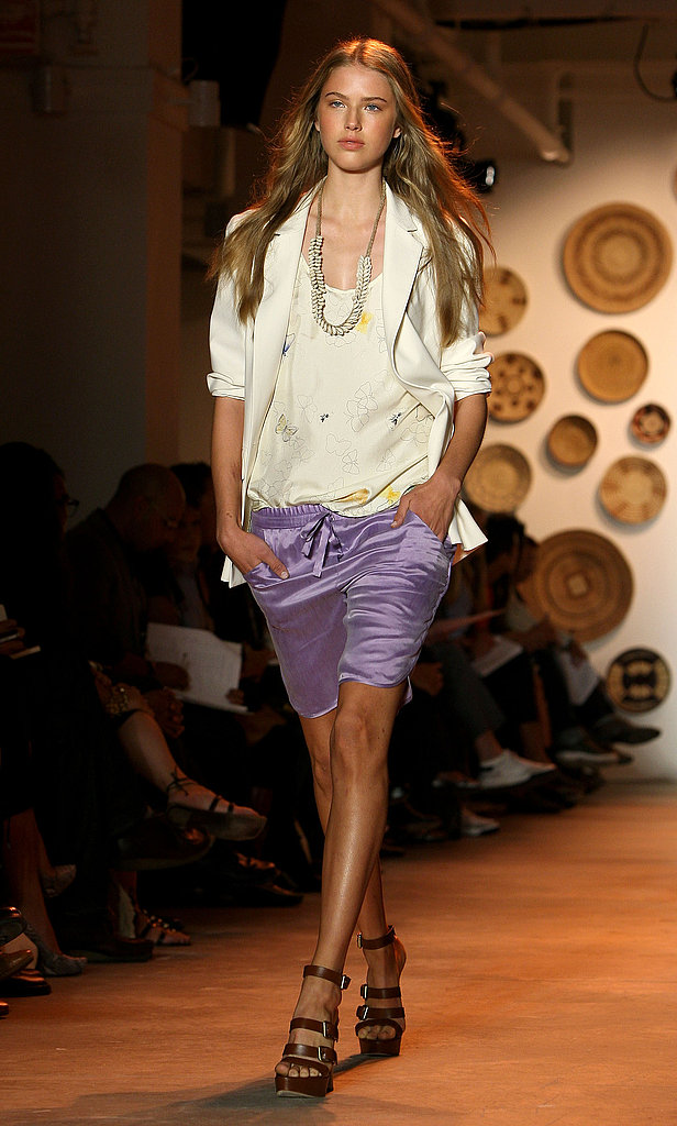 New York Fashion Week: Adam Spring 2010