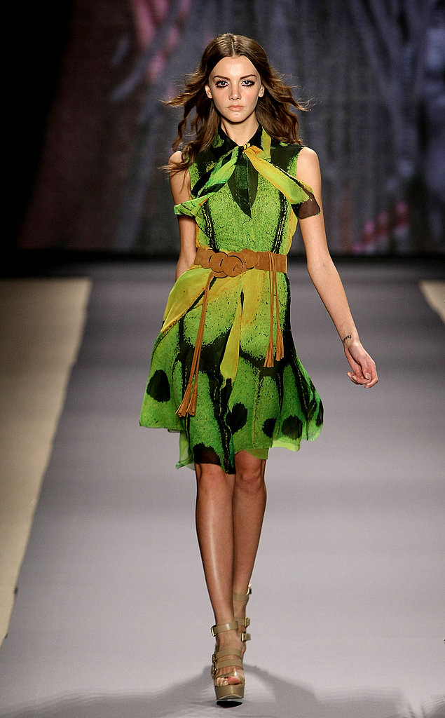 New York Fashion Week: Vivienne Tam Spring 2010
