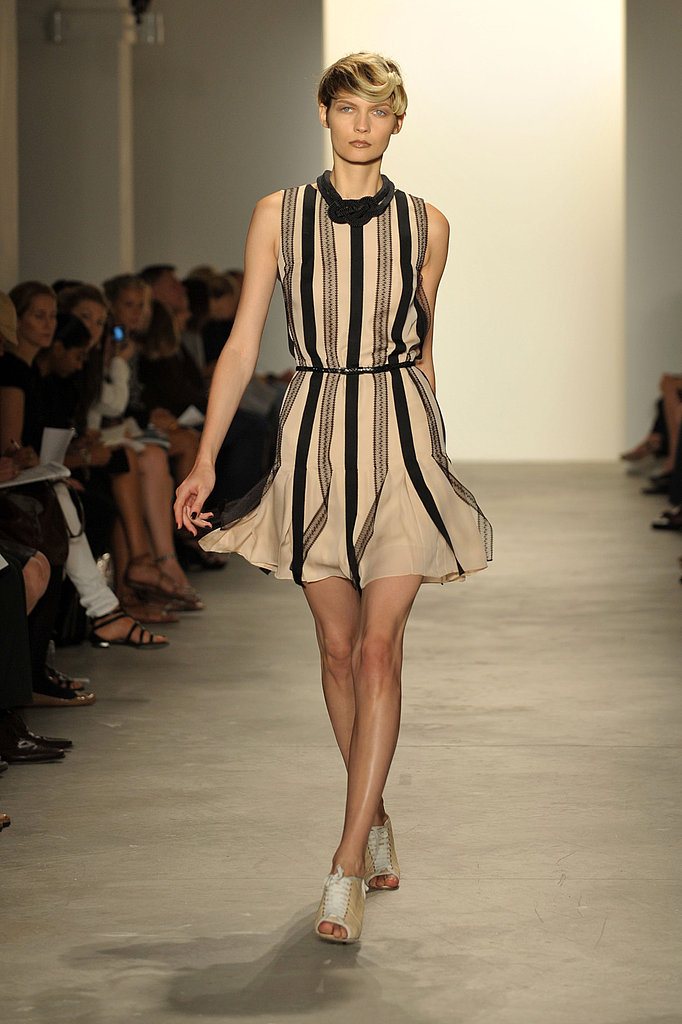 New York Fashion Week: Behnaz Sarafpour Spring 2010