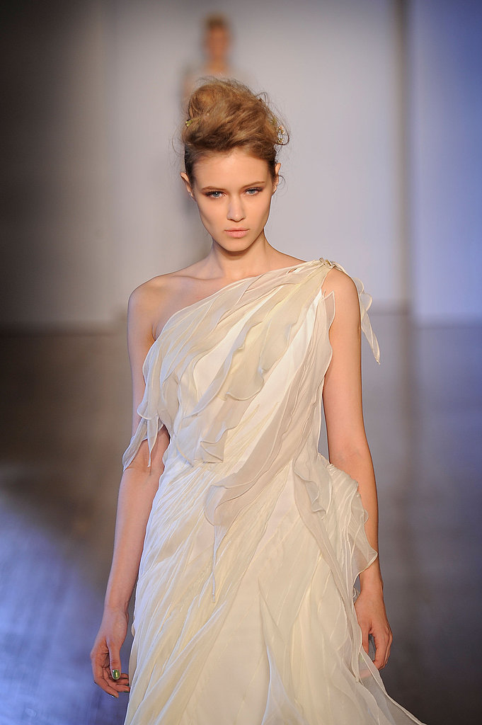 New York Fashion Week: Toni Maticevski Spring 2010