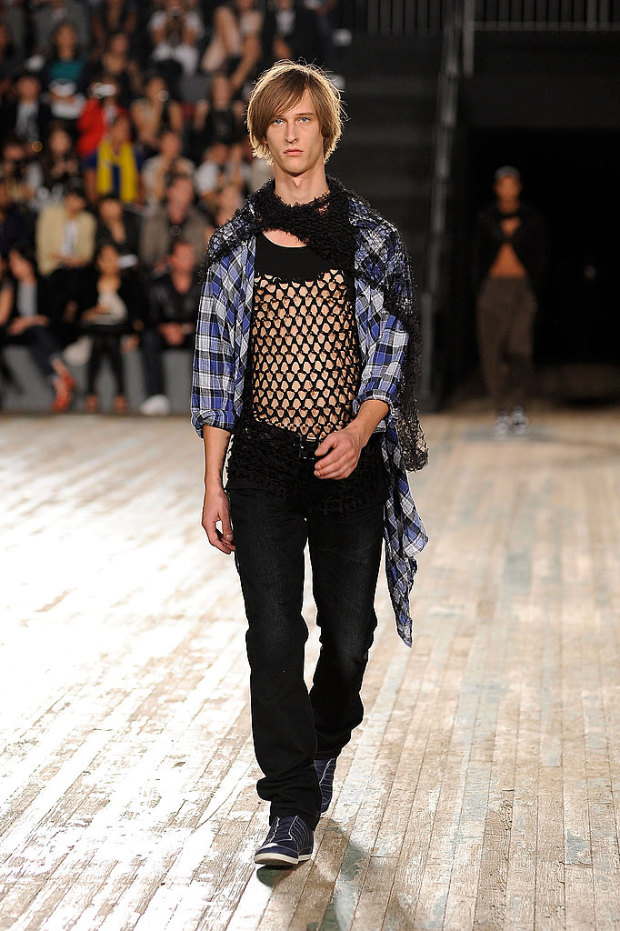 New York Fashion Week: Y-3 Spring 2010