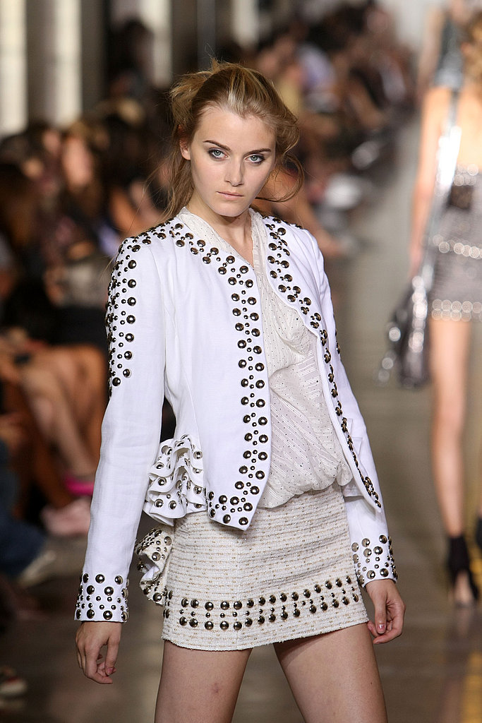 New York Fashion Week: Jill Stuart Spring 2010