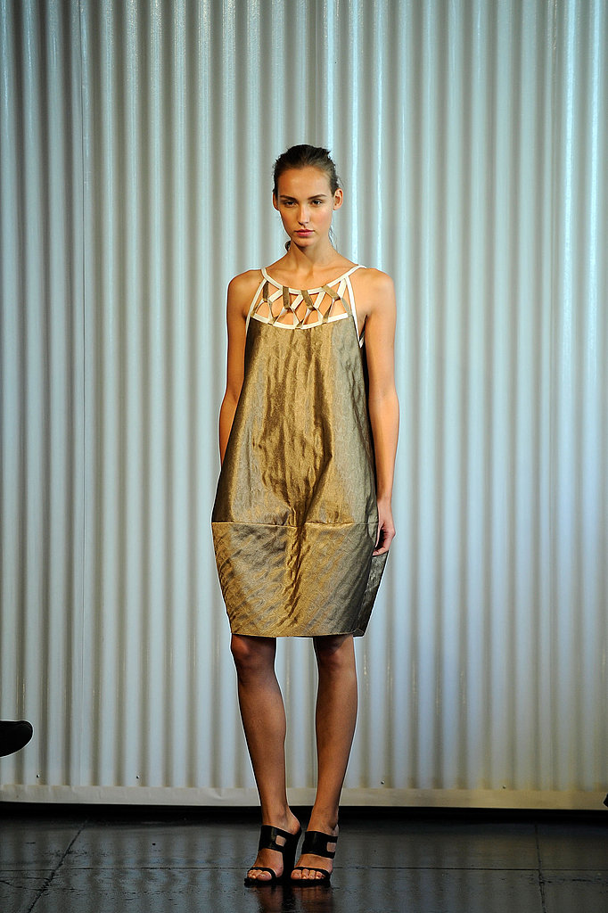 New York Fashion Week: Yeohlee Spring 2010