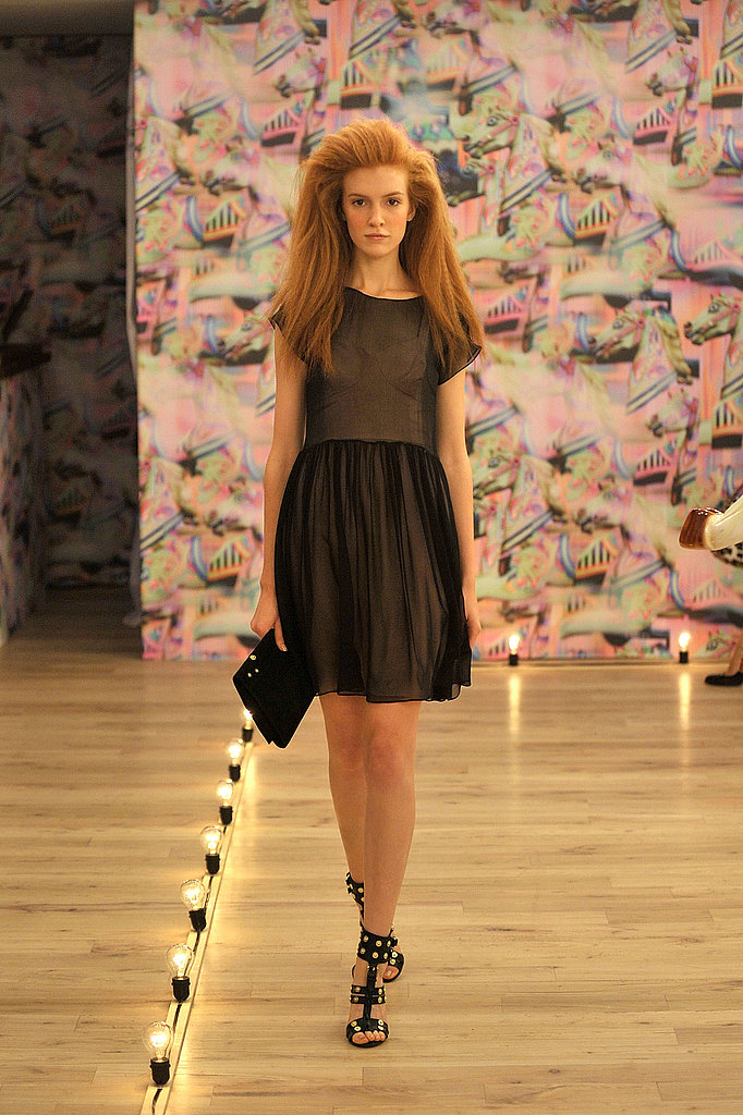 New York Fashion Week: Mulberry Spring 2010
