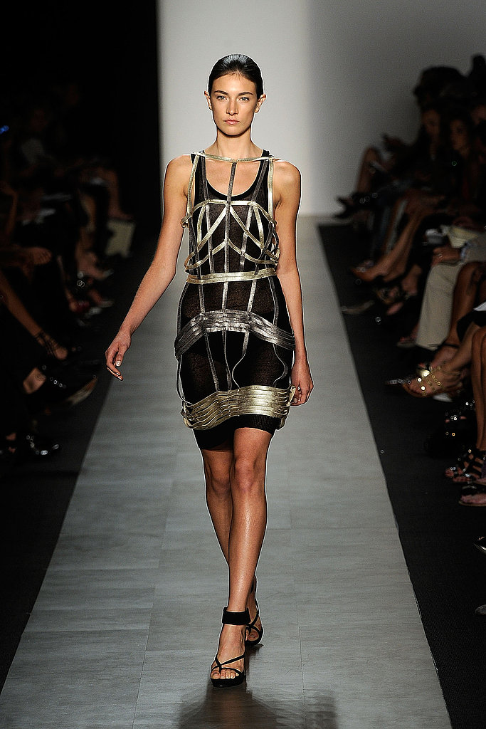 New York Fashion Week: Max Azria Spring 2010
