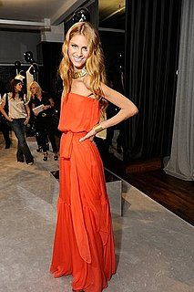 New York Fashion Week: Halston Spring 2010