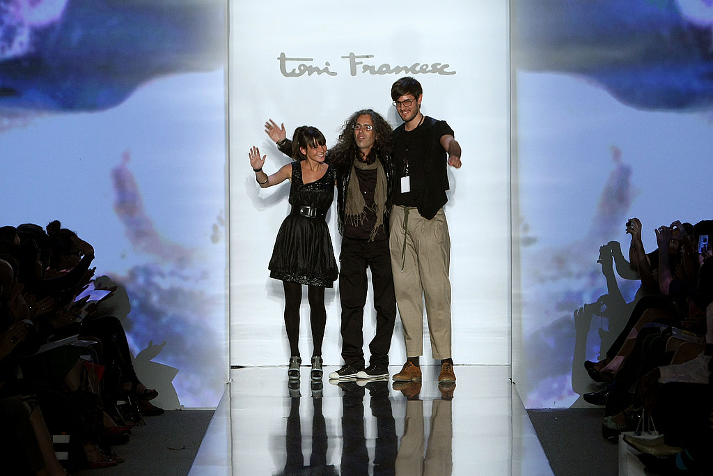 New York Fashion Week: Toni Francesc Spring 2010
