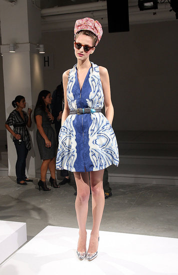 New York Fashion Week: Peter Som Spring 2010