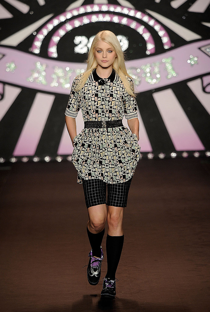 New York Fashion Week: Anna Sui Spring 2010