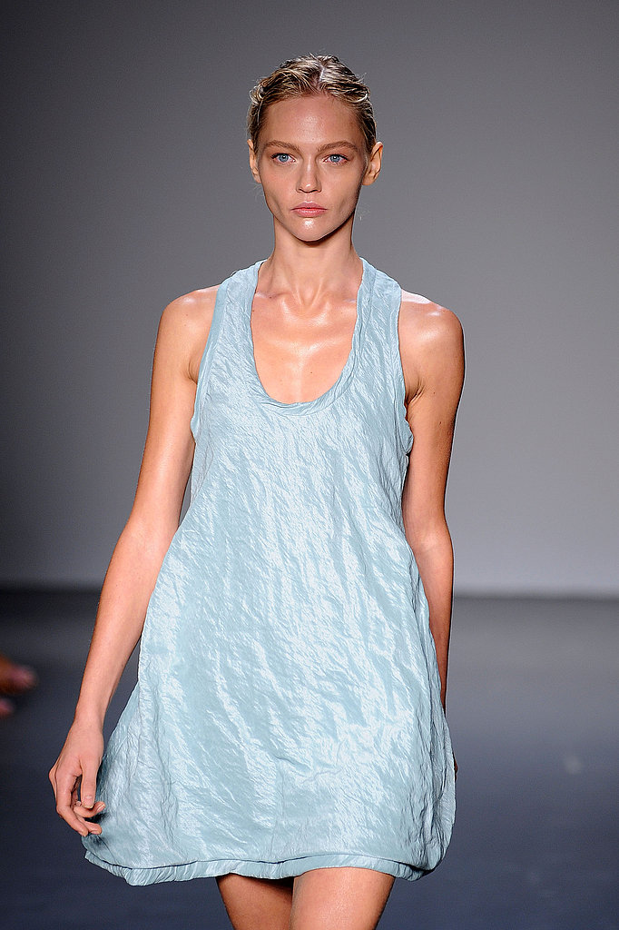 New York Fashion Week: Calvin Klein Spring 2010