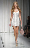Milan Fashion Week: Versace Spring 2010