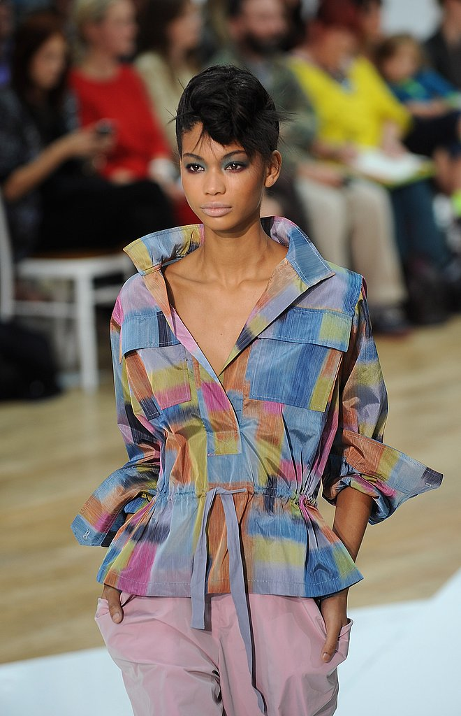 London Fashion Week: Nicole Farhi Spring 2010