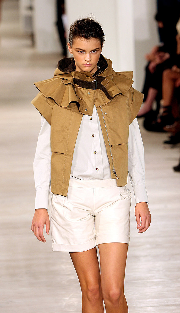 London Fashion Week: Pringle of Scotland Spring 2010