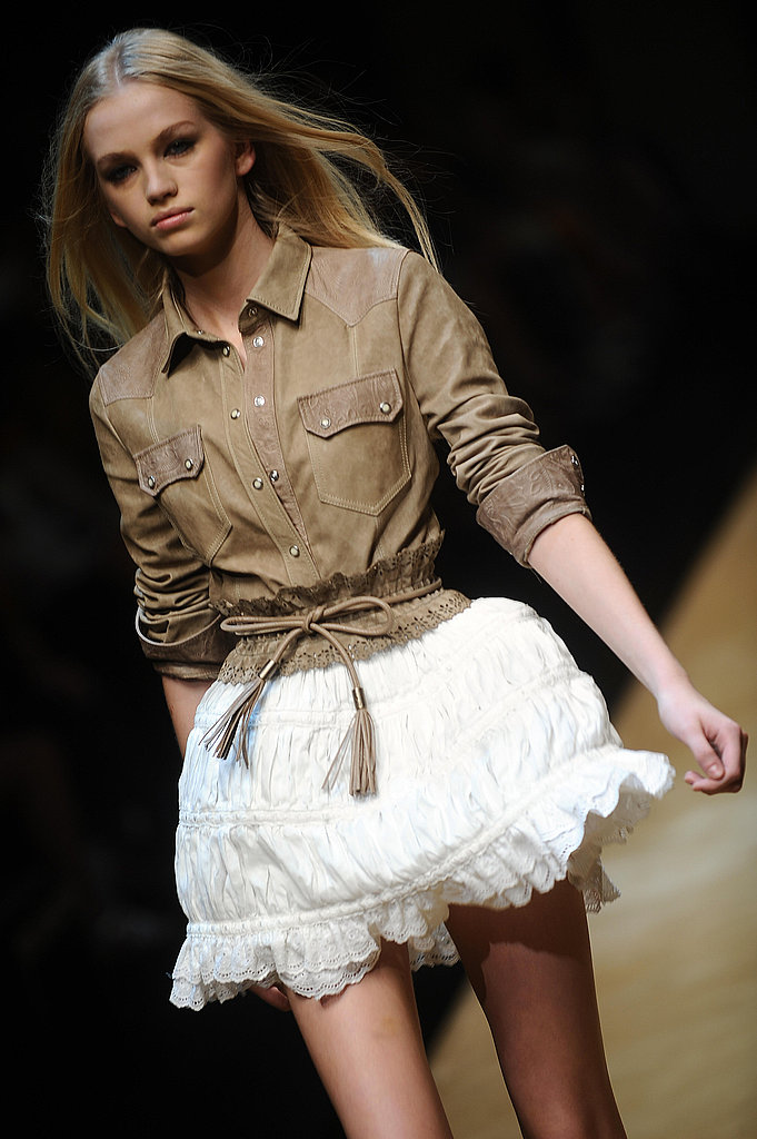 Milan Fashion Week: D&G Spring 2010