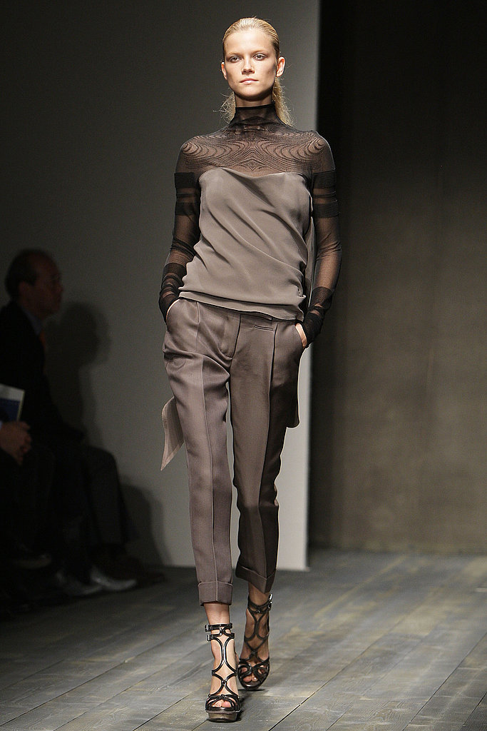 Milan Fashion Week: Salvatore Ferragamo Spring 2010