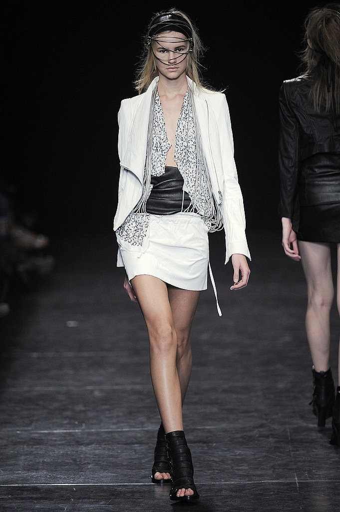 Paris Fashion Week: Ann Demeulemeester Spring 2010
