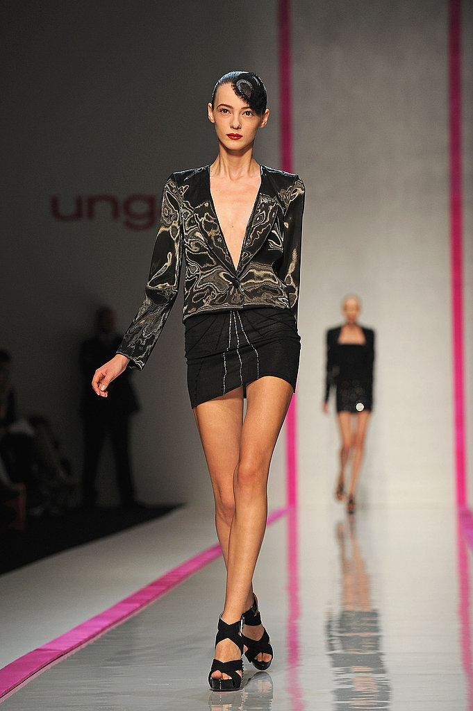 Paris Fashion Week: Emanuel Ungaro Spring 2010