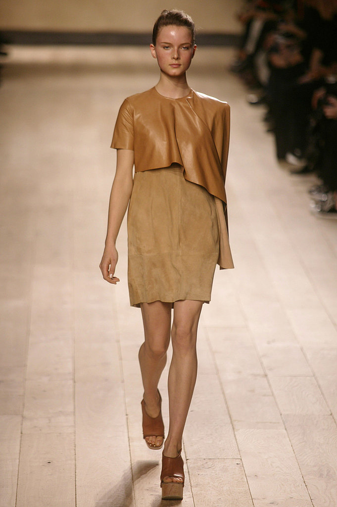 Paris Fashion Week: Celine Spring 2010