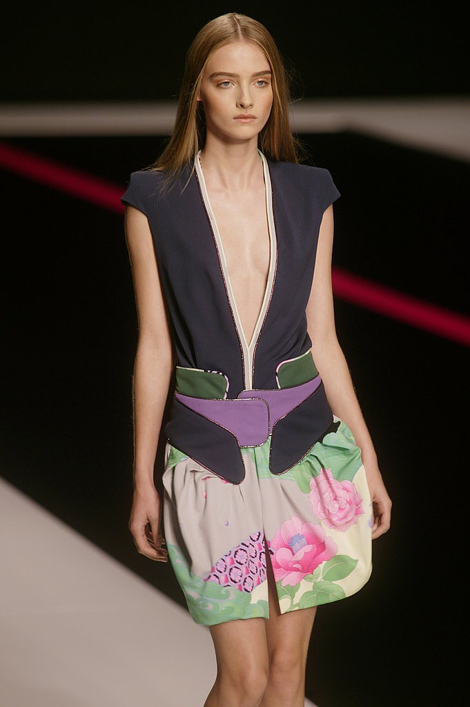 Paris Fashion Week: Leonard Spring 2010