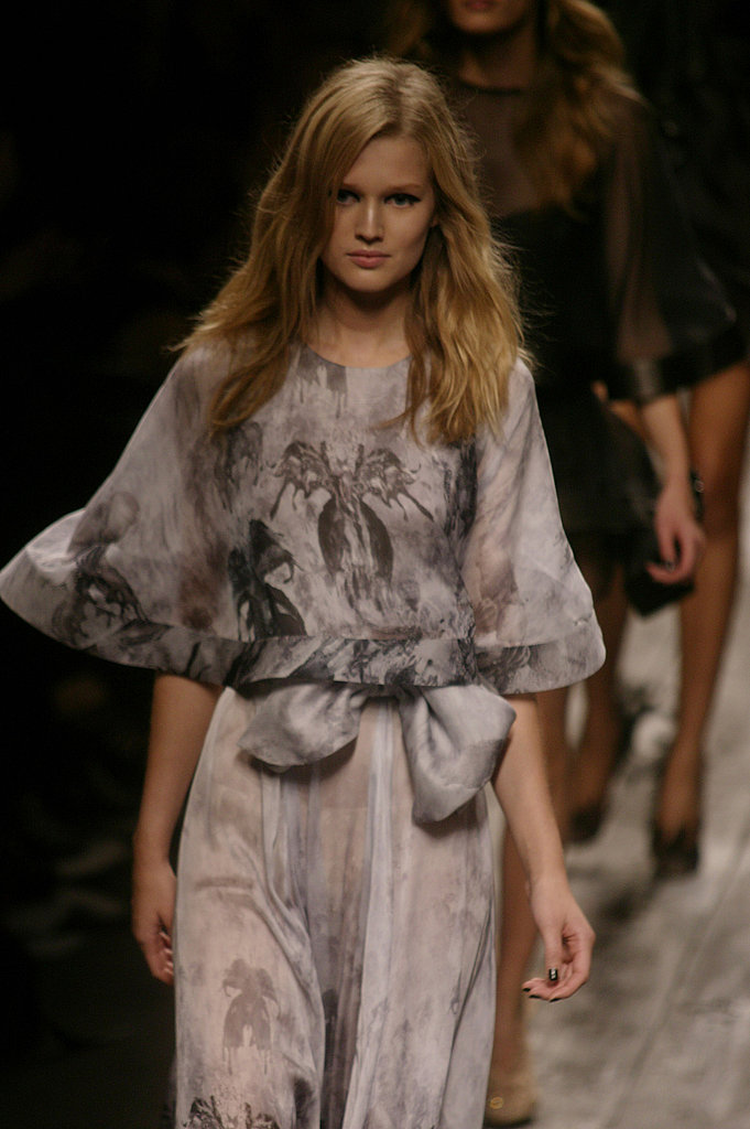 Paris Fashion Week: Valentino Spring 2010