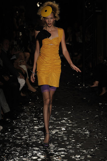 Paris Fashion Week: Sonia Rykiel Spring 2010