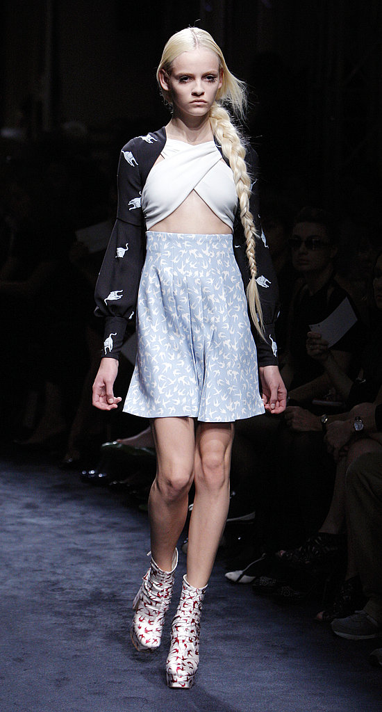 Paris Fashion Week: Miu Miu Spring 2010