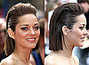 Pictures of Marion Cotillard's Hair at the Public Enemies Premiere in London