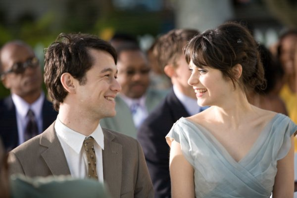 Zooey Deschanel's Makeup in 500 Days of Summer