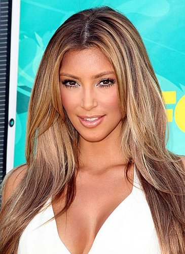 Teen Choice Awards: Kim Kardashian