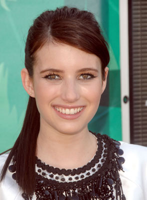 Emma Roberts at the 2009 Teen Choice Awards